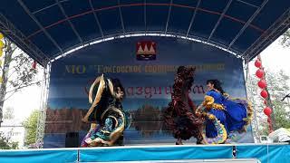 """Цыганский танец """"Прэ почта"""". Школа танцев """"Экспромт"""" СПб."""