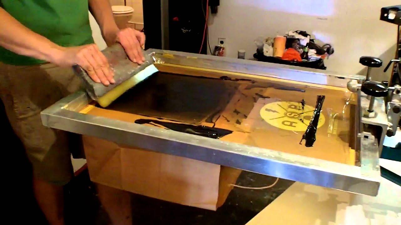 paper bag printer machine