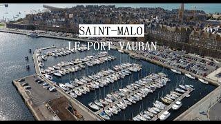 Preview of stream Webcam Saint-Malo - Le Port