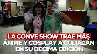 La Conve Show trae más ánime y cosplay a Culiacán en su décima edición