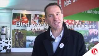 [En direct du #VGC] Alain Denieulle, président d'Interbev Pays de la Loire