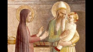 Choral Eucharist for Candlemas (trans.) 31-1-2021