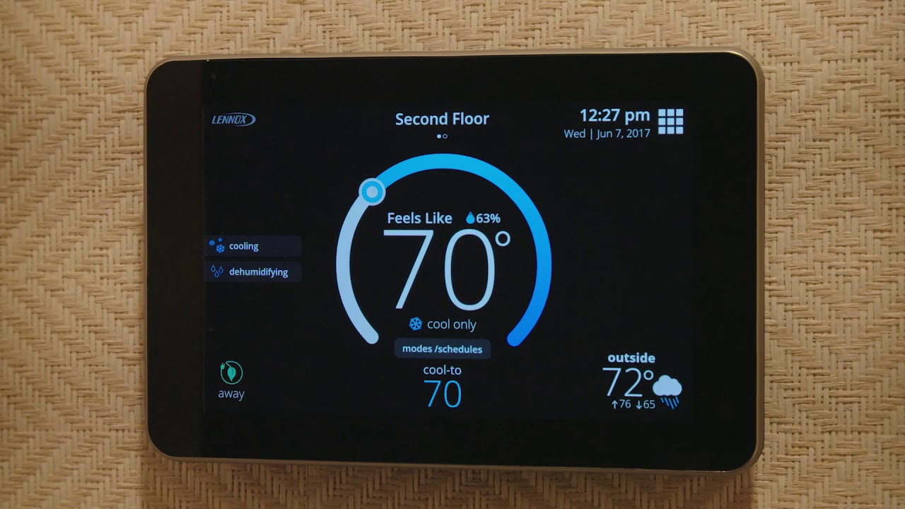 ideal air quality at the 2017 southern living idea house - youtube