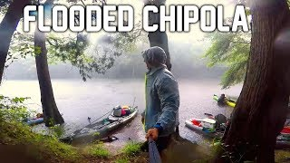 3-Day FLOODED RIVER Paddle/Camp! 18.1 Subscriber Trip