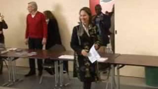 Régionales: le vote des personnalités politiques
