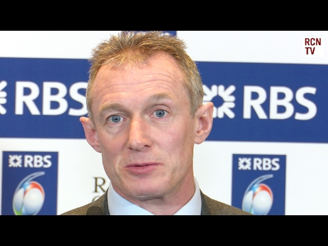 Wales Rob Howley Interview Rugby Six Nations 2017