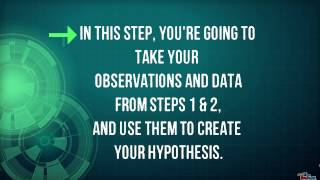 GED Study Guide | Science Lesson 1 The Scientific Method