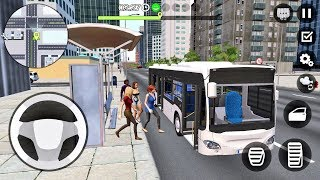 OW Bus Simulator - Driving Bus Game Android gameplay