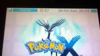 Comment avoir celebi en pokemon x ou y pas de hack