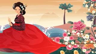 Koto  Shakuhachi -  musique  traditionnelle  japonaise