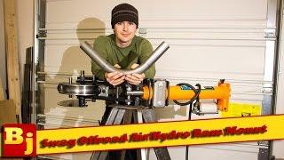 Swag Offroad Air/Hydraulic Ram Mount Install