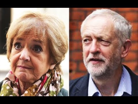 """Jewish Groups to Sue Labour Party - Margaret Hodge calls Jeremy Corbyn """"anti-Semite & racist"""""""