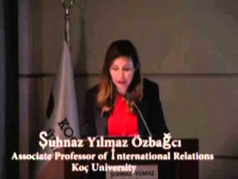 Suhnaz Yilmaz Ozbacı, Associate Professor of International Relations, Koc University
