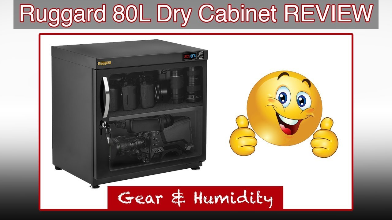 Ruggard 80l Dry Cabinet Review How To Protect Camera