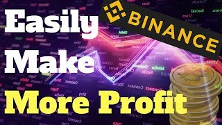 Easily Make More Profit Day Trading On Binance With 3Commas