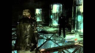 Resident Evil 6 Playthrough Leon - Ada Pelada !!!!! - 07