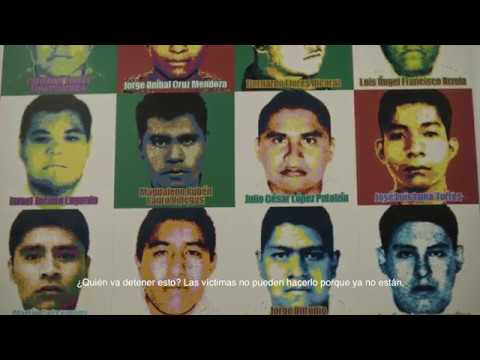 Ai WeiWei habla de Ayotzinapa
