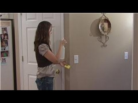 Housekeeping Tips : How to Clean Nicotine Off of Walls ...