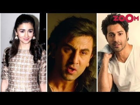 Alia Heaps Praises For Ranbirs Sanju Trailer | Varun Injured On Kalank Sets ' More