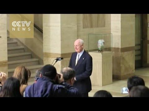 UN announces the start of Syria peace talks