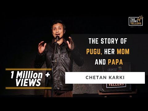 The StoryYellers: She Changed Everything In My Life - Mr. Chetan Raj Karki (Chetanvlogs)