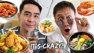 Asiana Airlines (Business Food Review) | Vlog #701