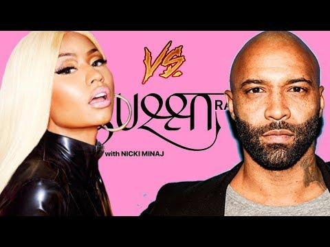 DJ Sandman - Nicki Minaj and Joe Budden Get Heated On This Latest Episode Of Queen Radio