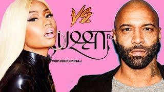 Gambar cover Nicki Minaj Vs Joe Budden (FULL ARGUMENT) | Queen Radio Episode 15