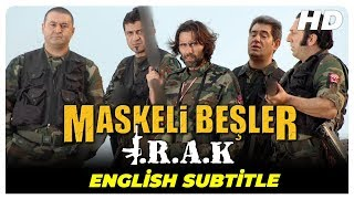 Masked Gang Iraq ( Maskeli Beşler Irak ) | Turkish Comedy Full Movie ( English Subtitles )