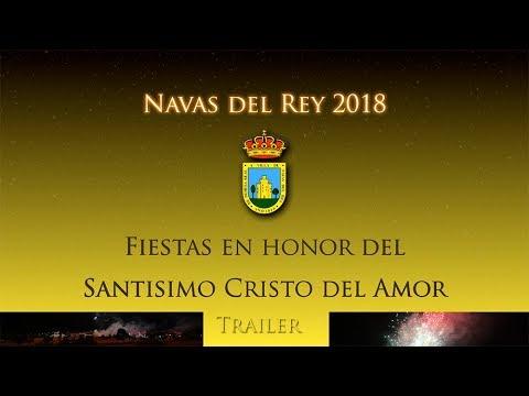 Trailer fiestas de Navas del Rey 2018