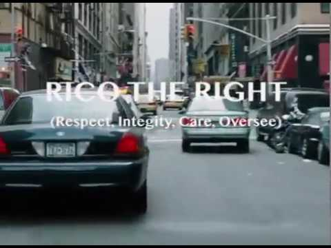 RICO THE RIGHT (Respect, Integrity, Care, Oversee)