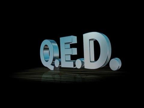 jim allchin - Q.E.D. Trailer