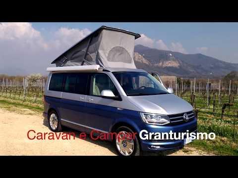 Volkswagen California Ocean - la prova