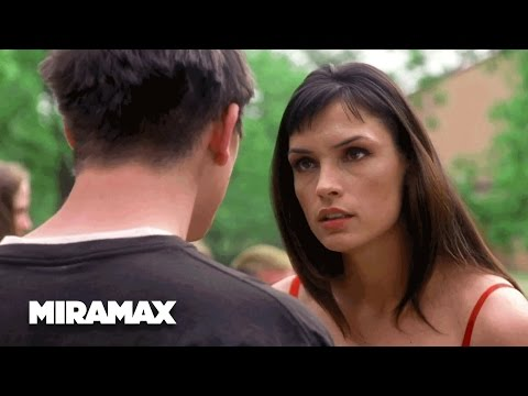 The Faculty  'Fairy Dust' HD  Josh Hartnett, Famke Janssen  MIRAMAX
