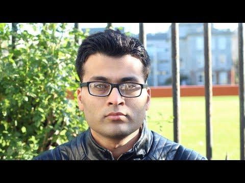 Trinity College, Ireland & MBA - Powell from India