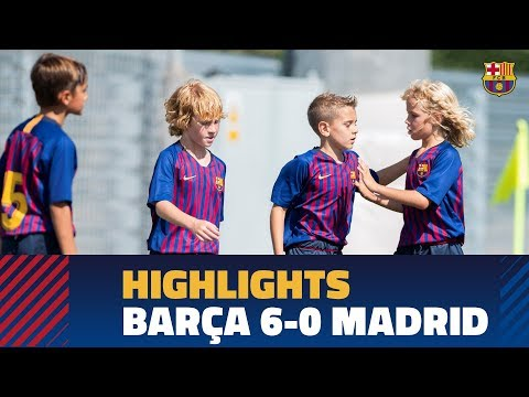 [highlights]-barça-u10-a-6-0-real-madrid