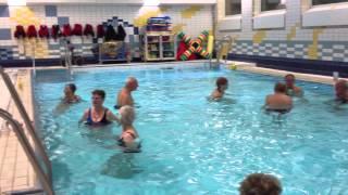 Parkinson Gästrikland vattengympa