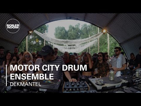 Motor City Drum Ensemble Boiler Room x Dekmantel Festival DJ Set