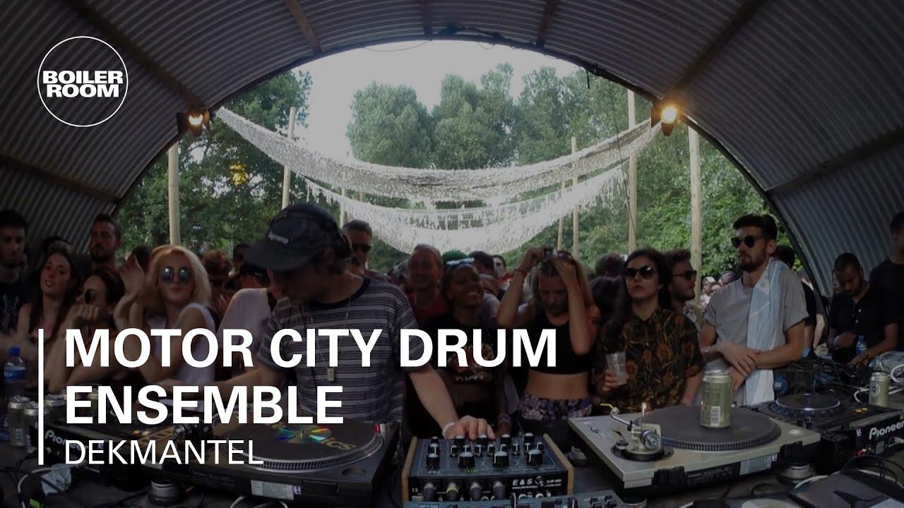 Motor City Drum Ensemble Boiler Room x Dekmantel Festival DJ Set #1