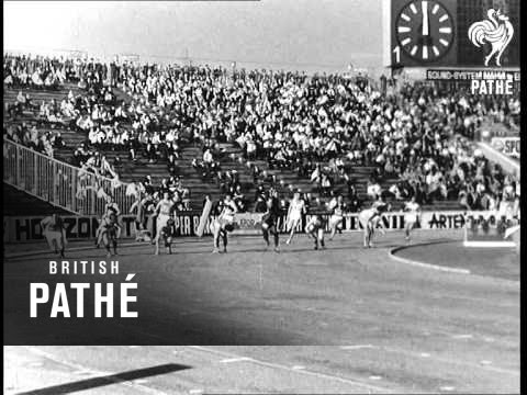 European Athletics Championships (1966)
