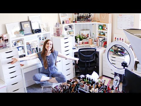 My Beauty Room & Studio Tour 😍