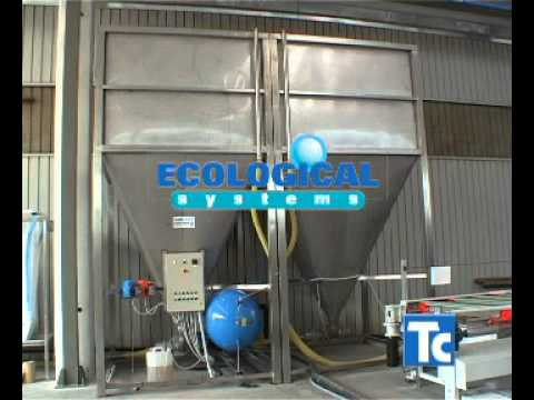Stone, Quartz, Concrete and Ceramic Wastewater Recycling Systems - TC Turrini Claudio