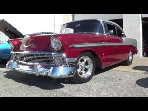 1956 Chevy Hardtop Pro Street DGTV Cars