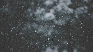 Winter Bear by V - Piano Cover