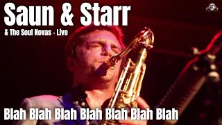Saun & Starr (Daptone Records) - Blah Blah Blah Blah Blah Blah Blah - Live @ The Beatclub (Dolhuis)