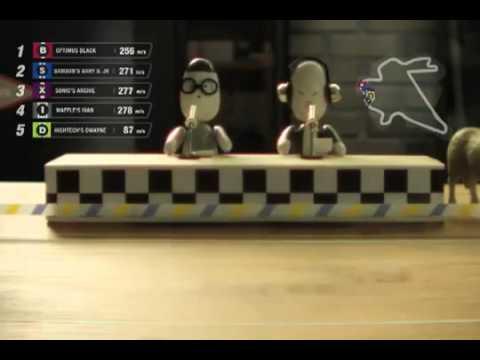 LG Optimus Black P970   Film  Smartphone Championship Race