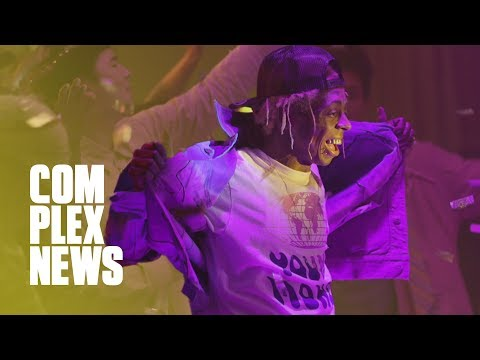 Lil Wayne Talks American Eagle Collab Struggle Rappers and New