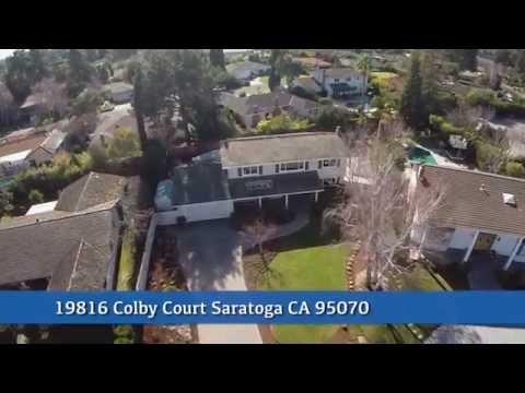 19816 Colby Court Saratoga, CA 95070