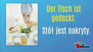 Niemiecki dla opiekunek - słownictwo
