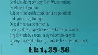 #Ewangelia | 31 maja 2019 | (Łk 1, 39-56)
